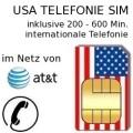 USA Telefonie-SIM