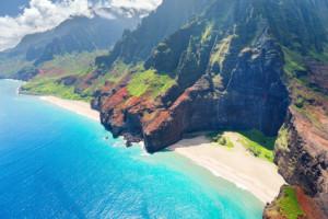 Na Pali Küste auf Kauai – die Garteninsel Hawaiis