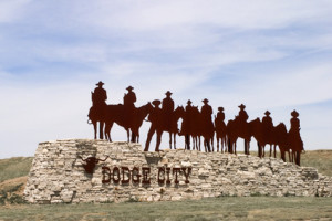 welcome to dodge city - kansas