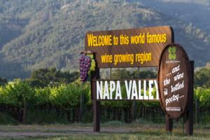 Willkommen im Napa Valley
