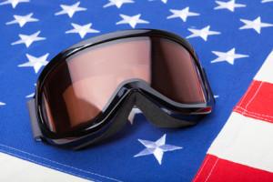 Skifahren in die USA