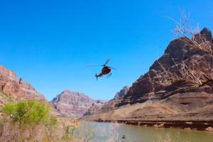Hubschrauber Flüge über den Grand Canyon National Park